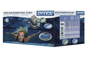 Комплект Intex Saltwater System