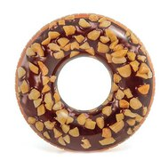 Nutty Chocolate Donut Tube Intex
